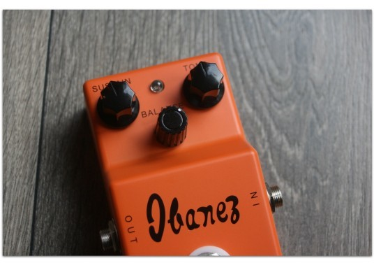 """IBANEZ """"OD850 Overdrive Limited Reissue"""""""