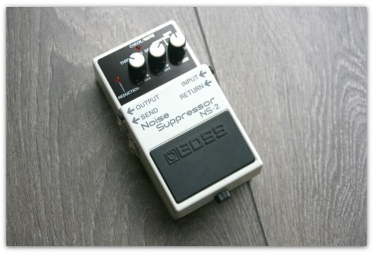 "BOSS ""Noise Suppressor NS-2"""
