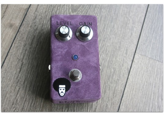 "JAM PEDALS ""Fuzz Phrase Limited"" Custom Shop Limited Edition"