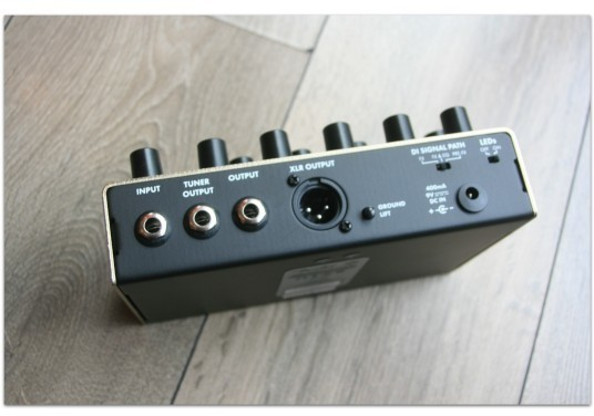 "FENDER ""Downtown Express Bass Multi-Effect Pedal"""