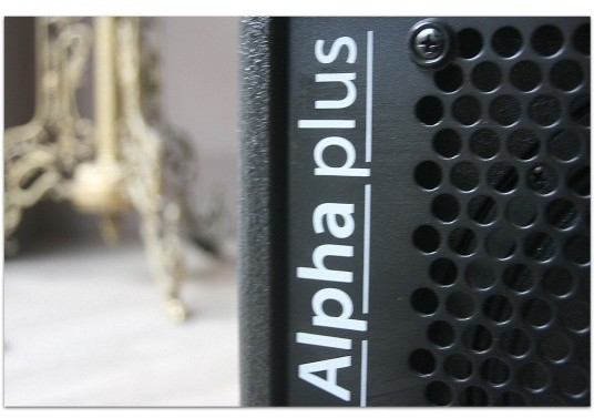 "AER ""Alpha Plus"" SECOND HAND"