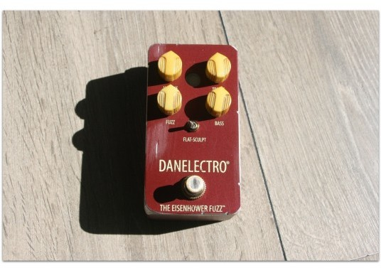 "DANELECTRO ""The Eisenhower Fuzz"""