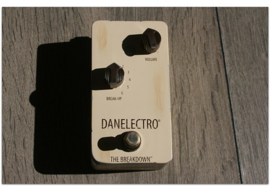 "DANELECTRO ""The breakdown"""