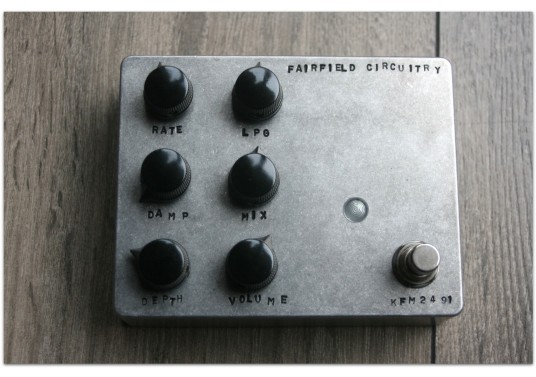 "FAIRFIELD CIRCUITRY ""Shallow Water K-Field Modulator"""