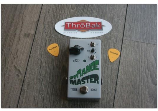 """THRÖBAK """"St.Range Master Treble Booster"""""""
