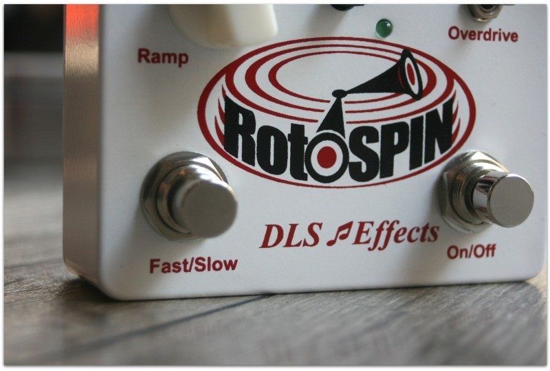 "DLS EFFECTS ""Roto Sping"""