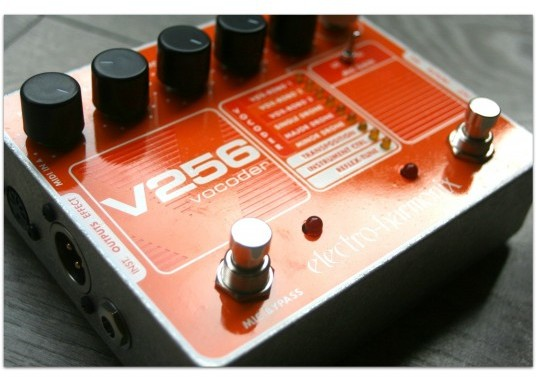 """EHX """"V256 Vocoder"""""""