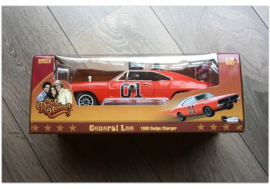 """GENERAL """"GVT General Lee FX Super Charged TS"""""""