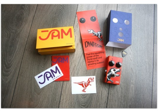 "JAM PEDALS ""Dyna-sorr"""