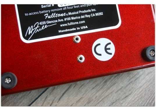 "FULLTONE ""Full Drive 2 , 10th anniversary MOSFET Edition"""