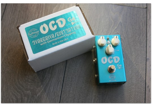 "FULLTONE ""OCD Germanium Clipping"""