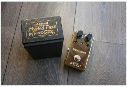 "VEMURAN ""Myriad Fuzz"" (John Smith Signature)"