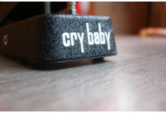 """Dunlop """"Clyde McCoy Cry Baby"""""""