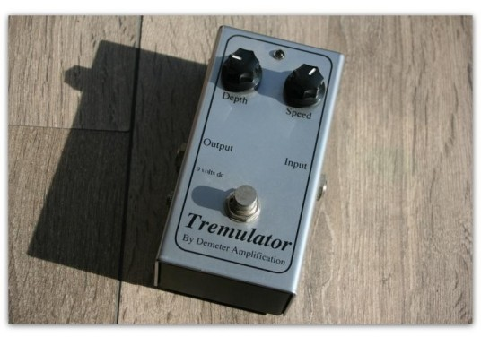 Tremulator (grey)