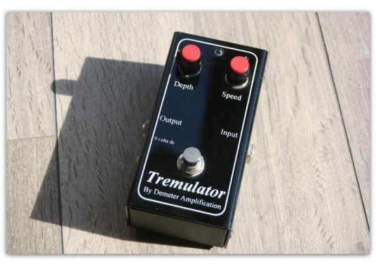 Tremulator (black)