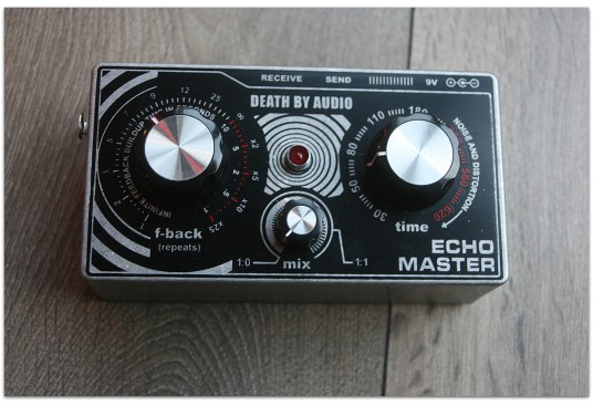"DEATH BY AUDIO ""Echo Master"""