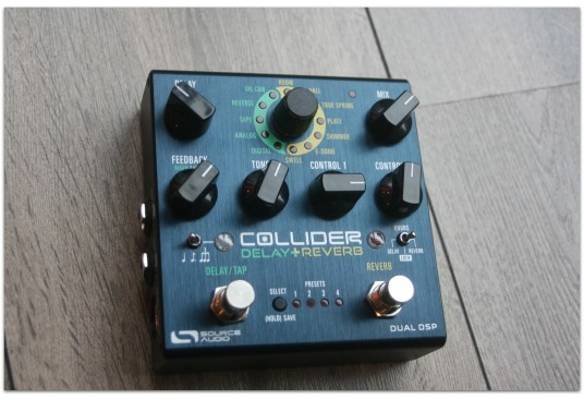 "SOURCE AUDIO ""Collider"""