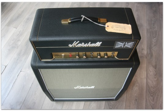"MARSHALL ""JMP 20W Lead and bass + Cabinet"""