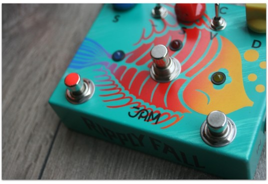 """JAM PEDALS """"Ripply Fall"""""""
