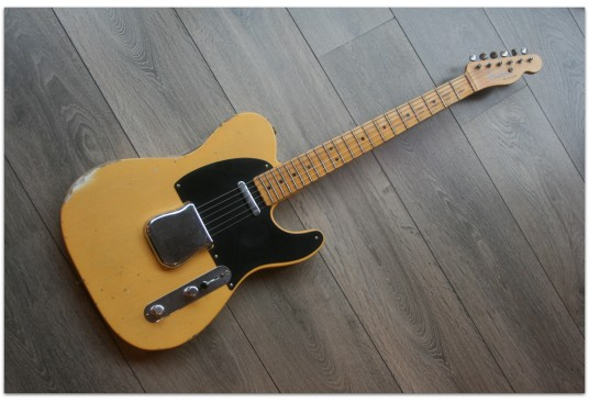 """FENDER """"Custom Shop Limited Edition 70th Anniversary Broadcaster"""""""