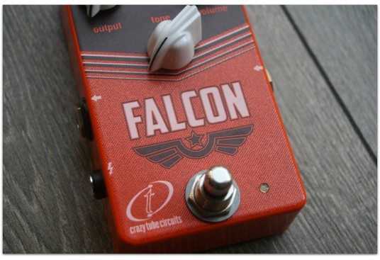 "CRAZY TUBES CIRCUITS ""Falcon"""