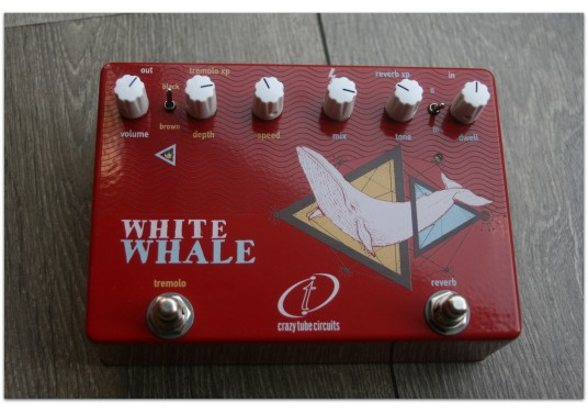 "CRAZY TUBE CIRCUITS ""White Whale"""