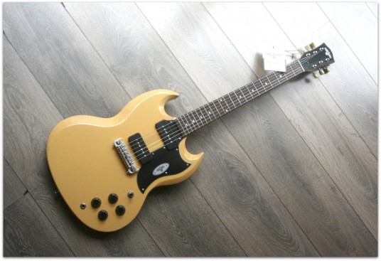 "MAYBACH ""Albatroz '65-2 P90 TV Yellow Aged"" HARDCASE"