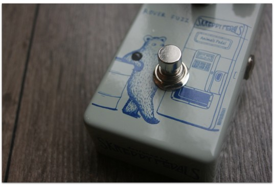 """ANIMAL PEDALS """"Pedal Rover Fuzz"""""""