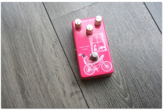 "ANIMALS PEDAL ""Rust Rod Fuzz"""