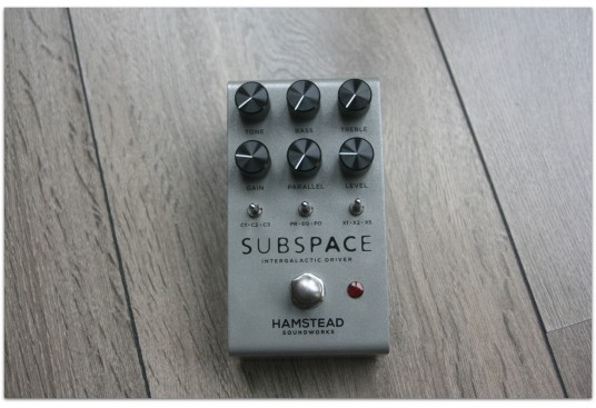 "HAMSTEAD ""Subspace Intergalactic Driver"""