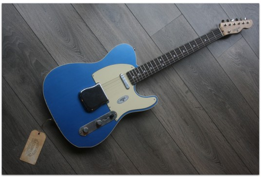 "MAYBACH ""Teleman T61 Lake Placid Blue Custom"""