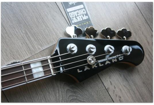 """LAKLAND """"44-64 Skyline Custom PJ Vintage Black """""""