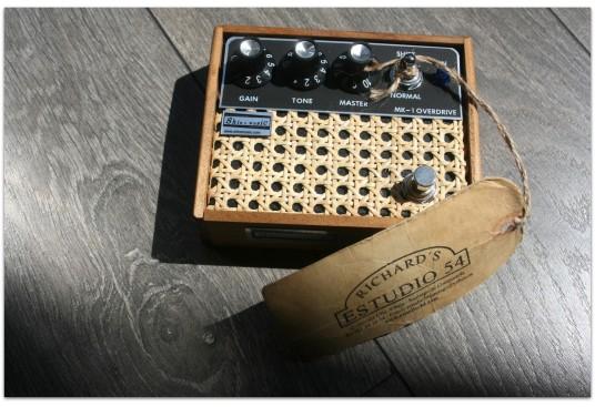 """SHIN´S MUSIC """"MK-1 Overdrive Hard Wood"""""""