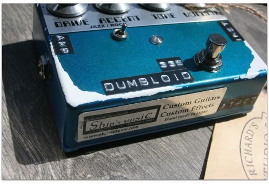 "SHIN´S MUSIC ""335 Dumbloid Overdrive"""