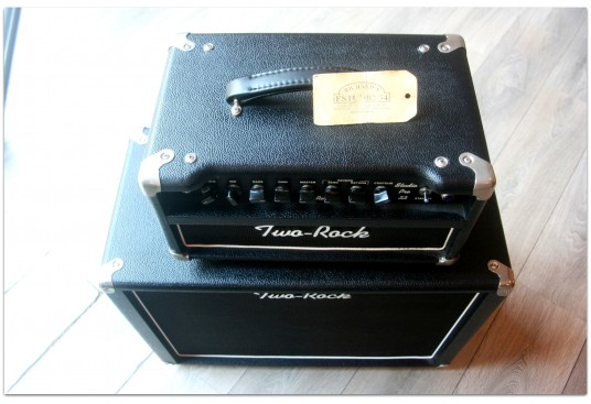 "TWO ROCK ""Studio Pro 22 Reverb + 1X12 Cabinet"""