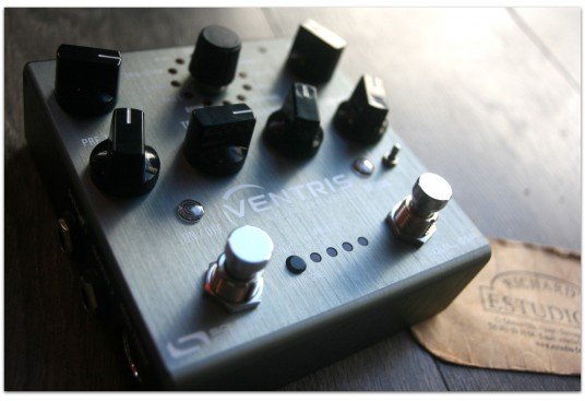 "SOURCE AUDIO ""Ventris Dual Reverb"""