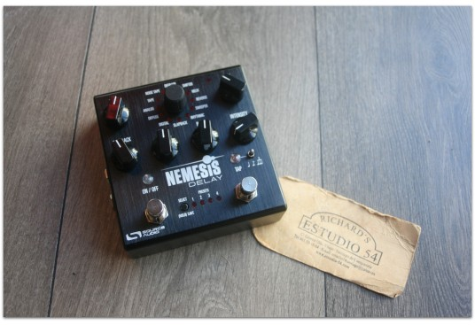 "SOURCE AUDIO ""Nemesis Delay"""
