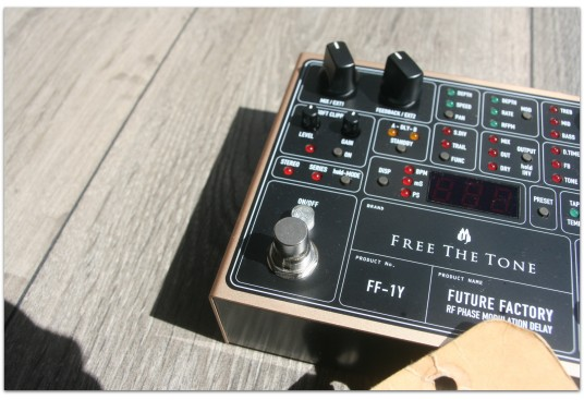 "FREE THE TONE ""Future Factory"""