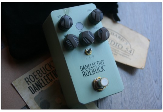"DANELECTRO ""Roebuck Distorsion"""