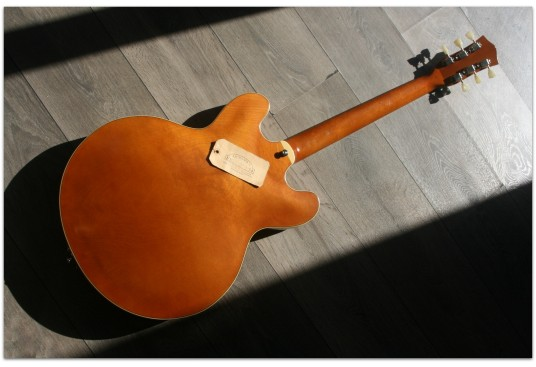 "STANFORD ""Thinline 35 Vintage Blonde"" Hardcase"