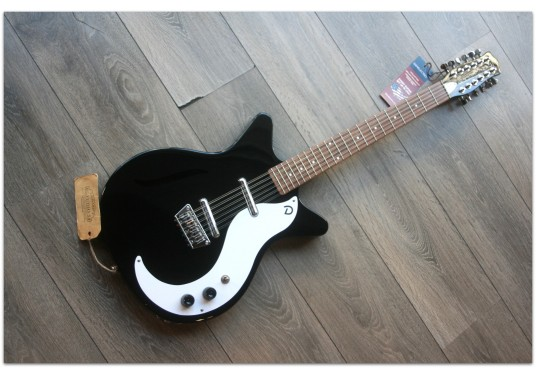 "DANELECTRO ""Vintage 12 Strings, Black"""