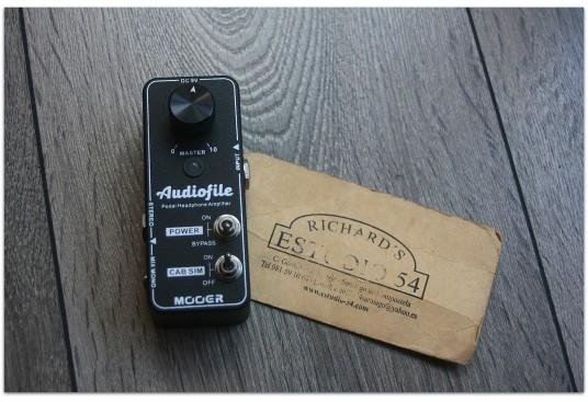 "MOOER ""Audiofile"""