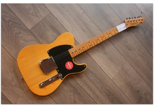 """SQUIER """"FSR Ltd Edition Classic Vibe Esquire in Butterscotch Blonde"""" LIMITED /ASHTRAY NOT INCLUDED"""