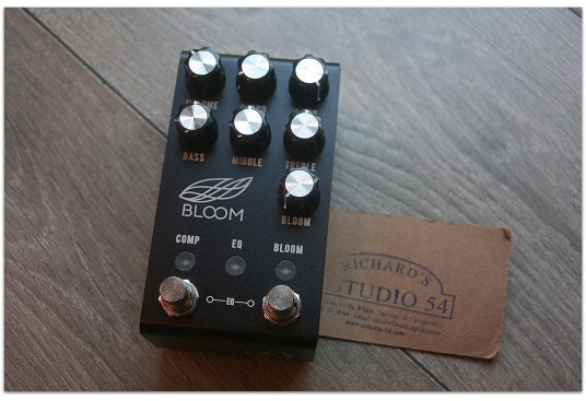 "Jackson Audio ""Bloom Black V2"""
