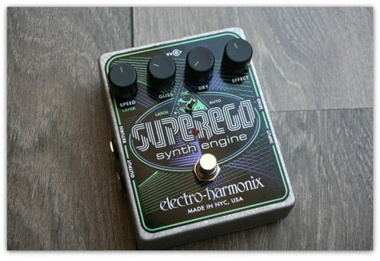 Superego Synth Engine
