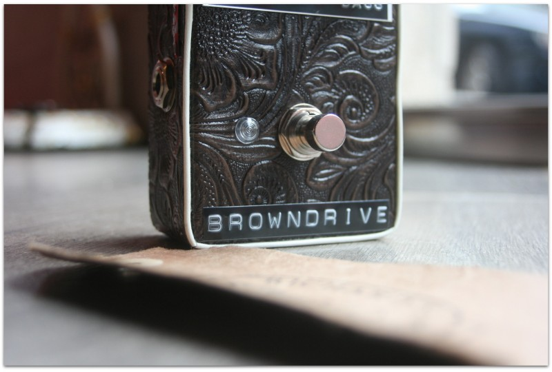 """LOVEPEDAL """"Browndrive"""""""