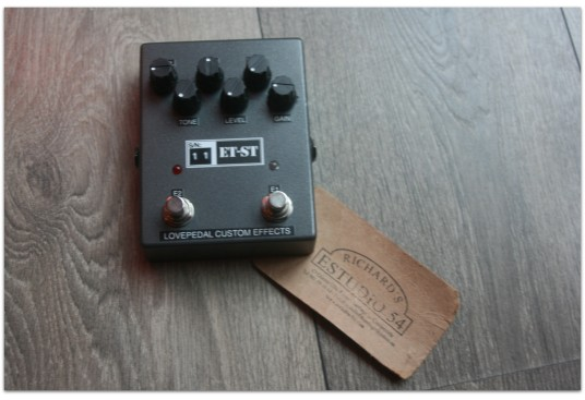 """LOVEPEDAL """"ET-ST"""""""