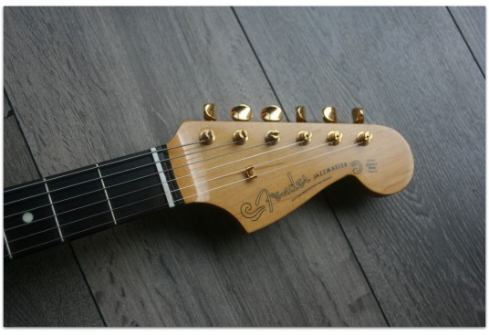 "Fender Fender ""Limited Edition Jazzmaster"""