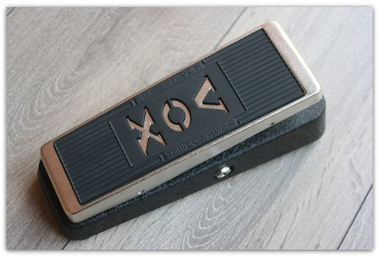 "Vox ""V 846 Wah Hand-Wired"""