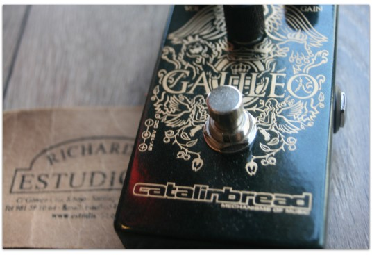 "CATALINBREAD ""Galileo"""